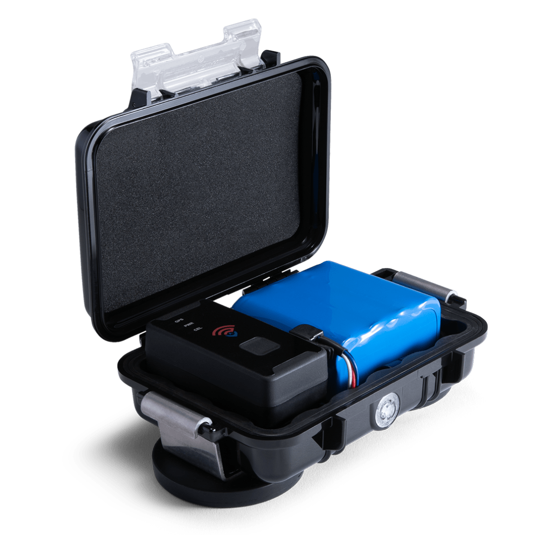 GL300 GPS Tracker + M6 Pro XL Extended Battery Case