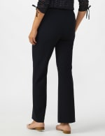 Secret Agent Tummy Control Pants - Average Length - Navy - Back