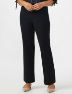 Secret Agent Tummy Control Pants - Average Length - Navy - Front