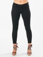 Westport Signature 5 Pocket Skinny Jean - Black - Front