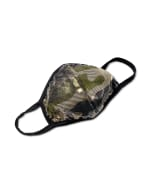 Pre-Order Camouflage Foil Fashion Mask - Neutral - Front