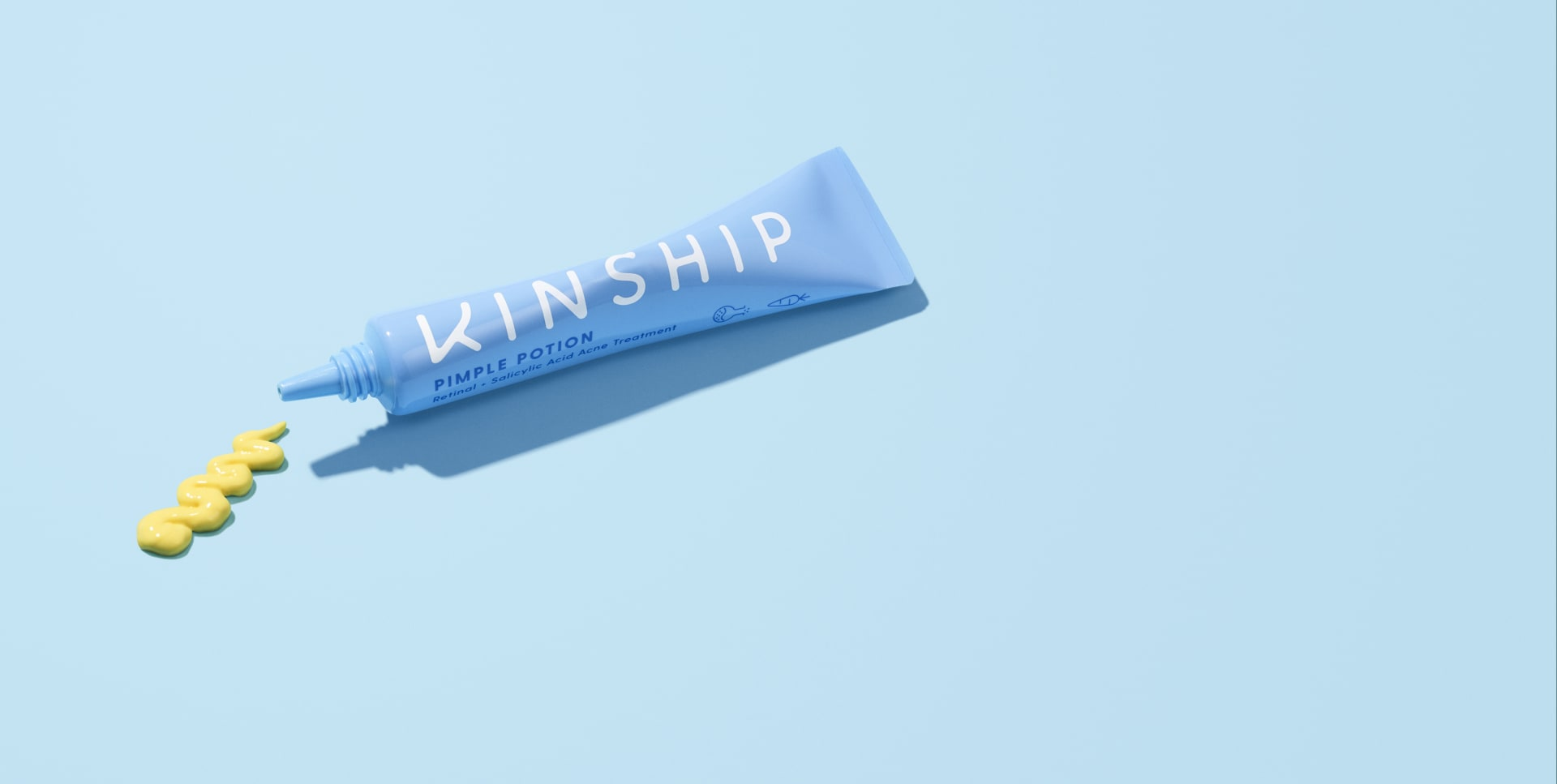 Kinship Pimple Potion Retinal + Salicylic Acid Acne Treatment