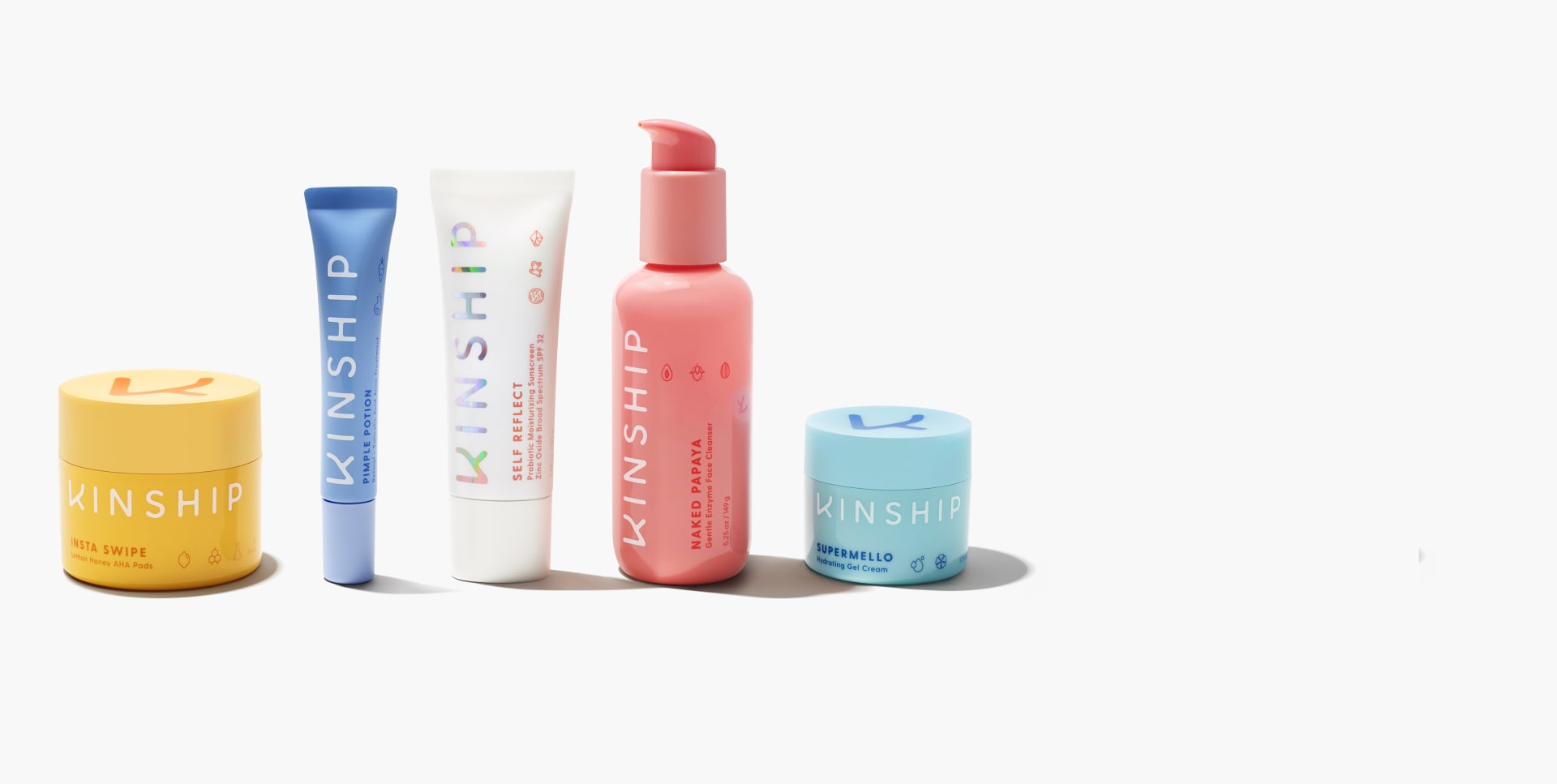 Kinship This is Everything 5-Piece Skincare Set