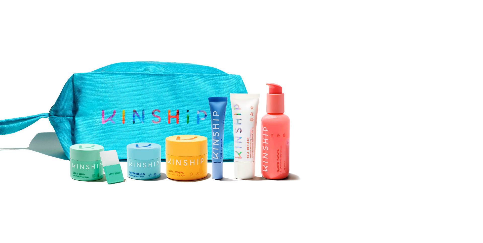 6-Piece Skincare, Multi-Tool and Dopp Kit | Kinship