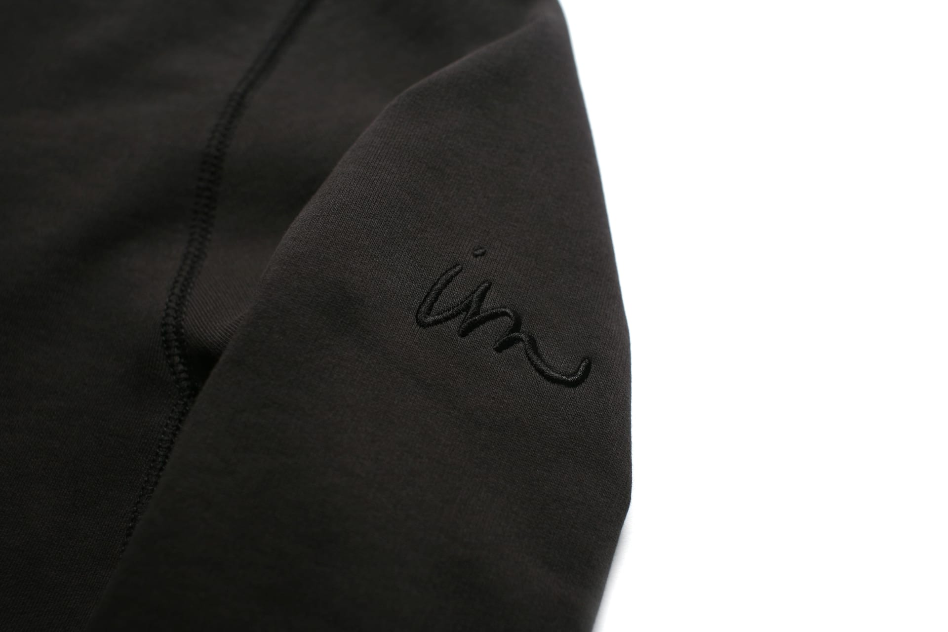 Tonal Sleeve Embroidery