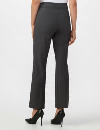 Secret Agent Tummy Control Pants - Average Length - grey - Back