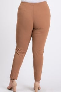 Everyday Skinny Pants - Camel - Back