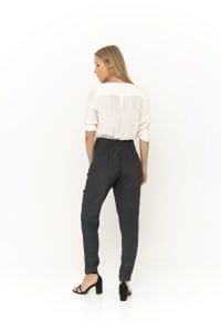 Aquerella Pants - Carbono - Back