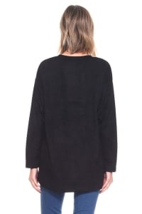 Pre-Order Adi Top - Black - Back
