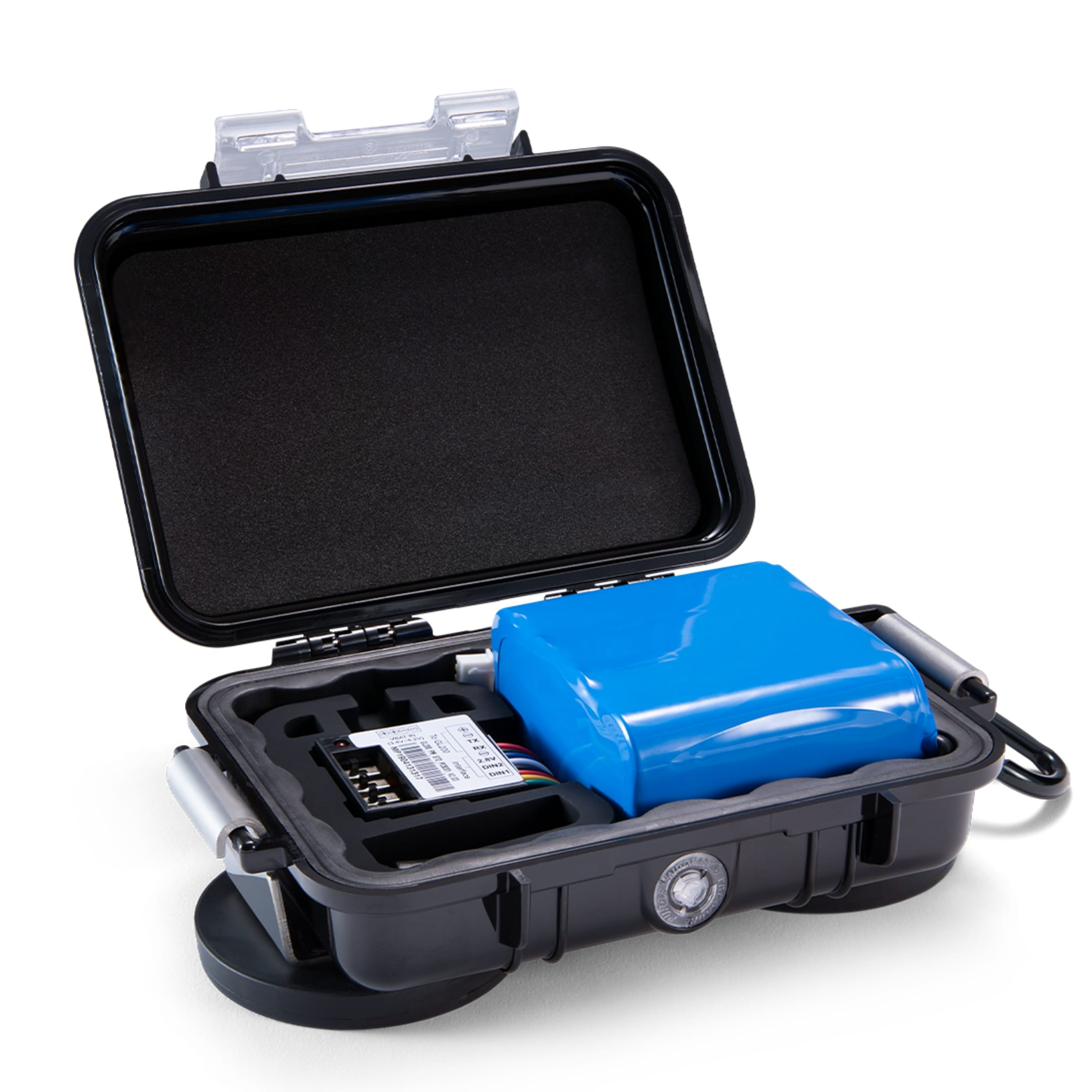 M6 Pro XL Extended Battery Case for GL300 GPS Series Trackers
