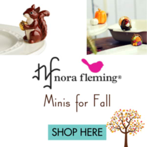 Nora Fleming Fall Minis