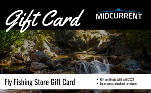 MidCurrent Fly Fishing Store Gift Card