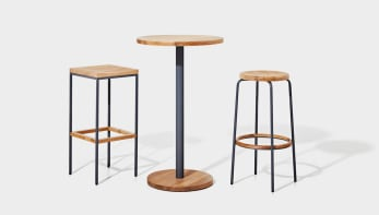 Bob Cafe/ Bar Pedestal Table