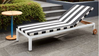 Suzy Outdoor Sun Lounger Cushion