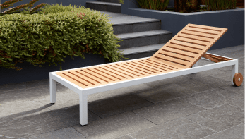 Suzy Outdoor Sun Lounger