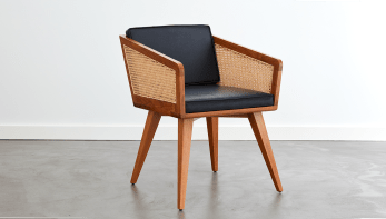 Vinny Jay Rattan Chair