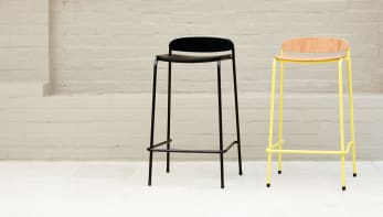 Kami Stackable Bar Stool