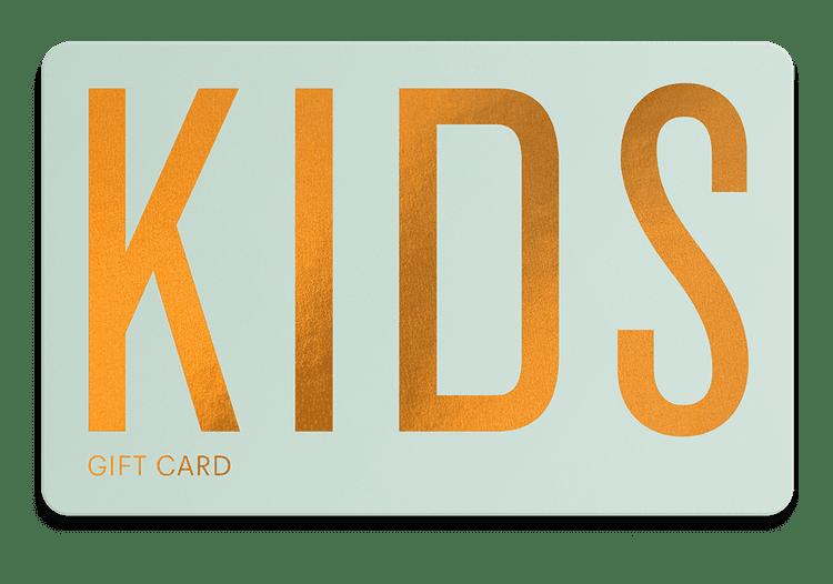 The Kids Card