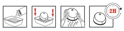 Recomendaciones de uso air filter oil liquid ipone