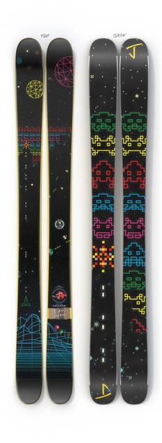 "The Max ""ARCADE"" Limited Edition Ski"