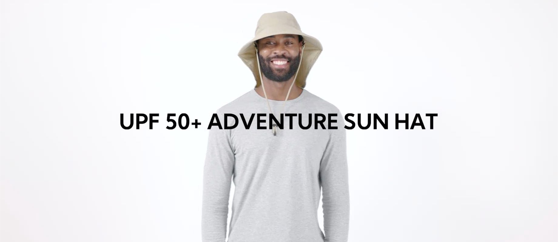 Men's Adventure Sun Hat UPF 50+ | Men's Legionnaire Style Hat