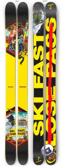 "The Vacation ""BROTHERHOOD II"" Limited Edition Ski"