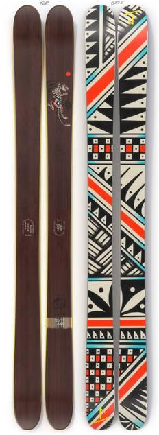 "The Vacation ""EL PATRON"" Henry Hablak x J Collab Limited Edition Ski"