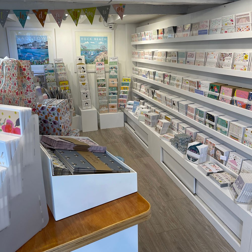 Padstow Gallery - Cards & Gifts