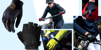 Browse cycling gloves for men and women - Troy Lee Designs, Specialized and other brands available.