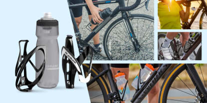 Browse bottle holders and drink bottles from Zefal, Fabric Hydration, Specialized and more.