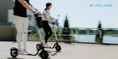 e-Glide escooters