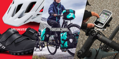 Buy Specialized, Ortlieb and Garmin Bike Accessories at Crooze.com.au