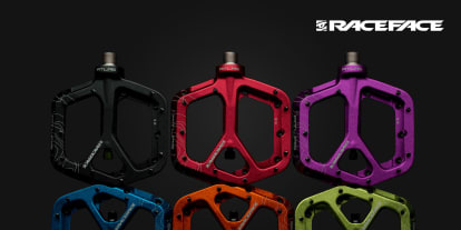 Race Face pedals