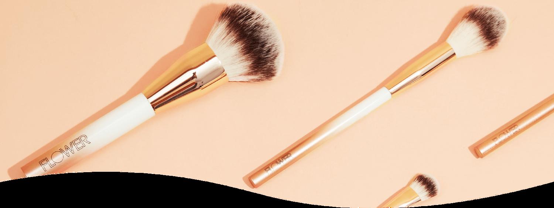 Flower Beauty Brushes