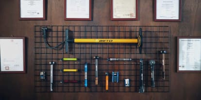 Browse the range of Beto Bicycle Pumps