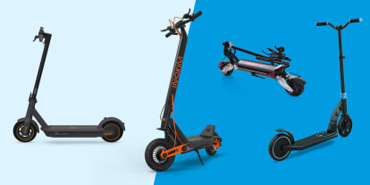 E-Scooters on sale