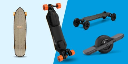 E-Skateboards on sale