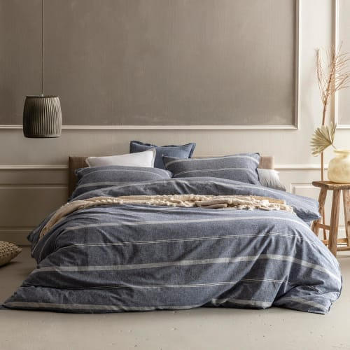 Shop KAS' range of striped quilts online for free shipping Australia wide