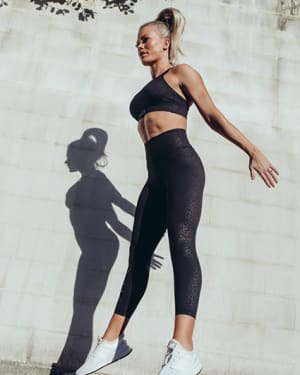 INSPIRE 7/8 LEGGINGS BLACK