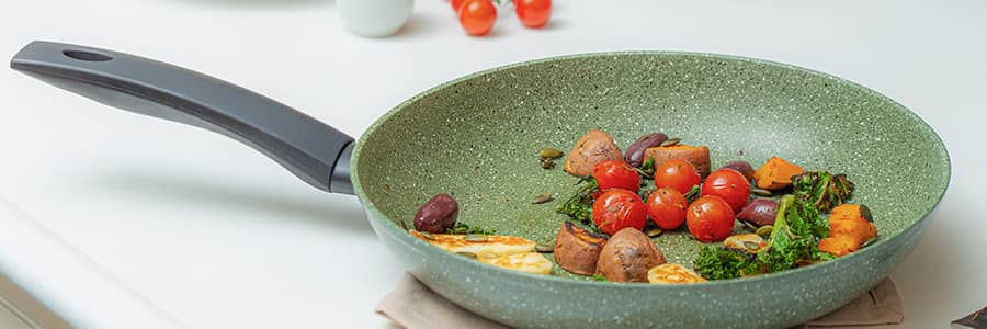 Prestige's range of non stick frying pans make life easier in the kitchen. We also offer highly durable stainless steel frying pans in a range of sizes to choose from