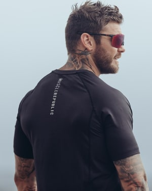 ASPIRE TRAINING LONG SLEEVE BLACK