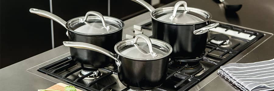 Circulon Ultimum range. Non stick cookware that lasts a lifetime