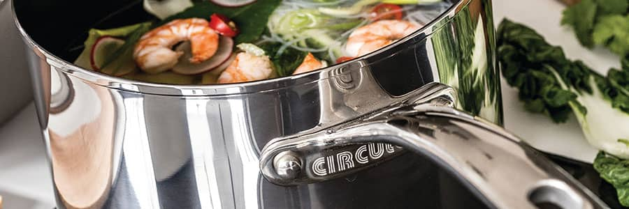 Circulon discount cookware - our Item of The Month special offers don't last long so grab them while you can.