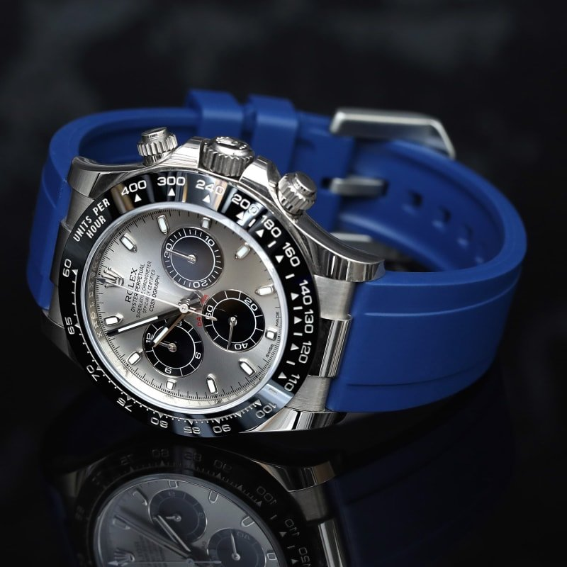 universal rubber strap for watches