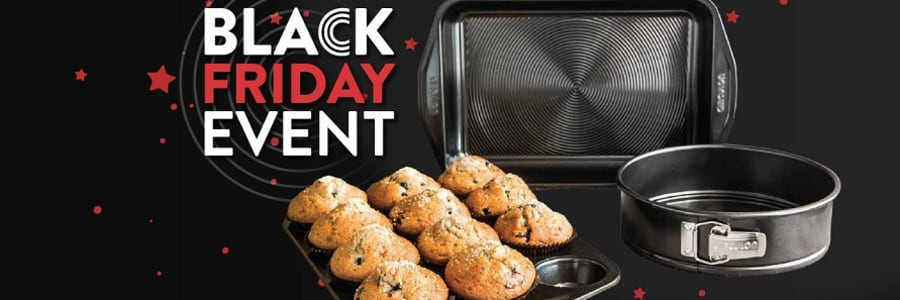Black Friday roasters & bakeware sale. Save up to 60% with our special offers.