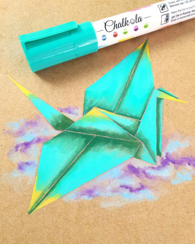 Jumbo Chalk Pens
