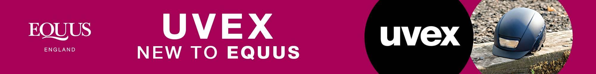 UVEX - New to EQUUS