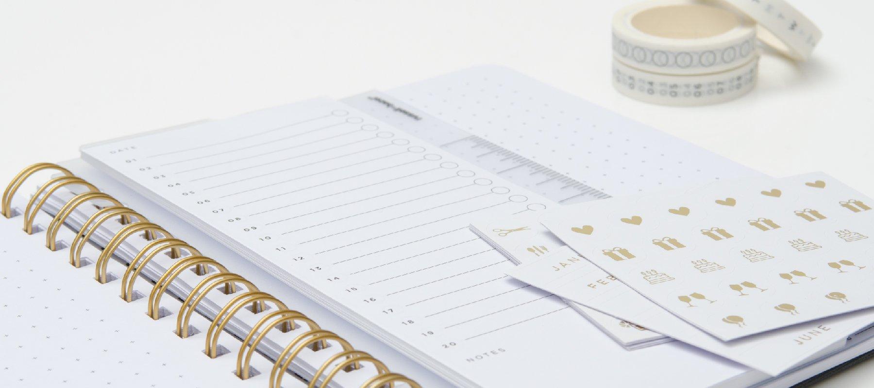 Spiral Notebooks - russell+hazel