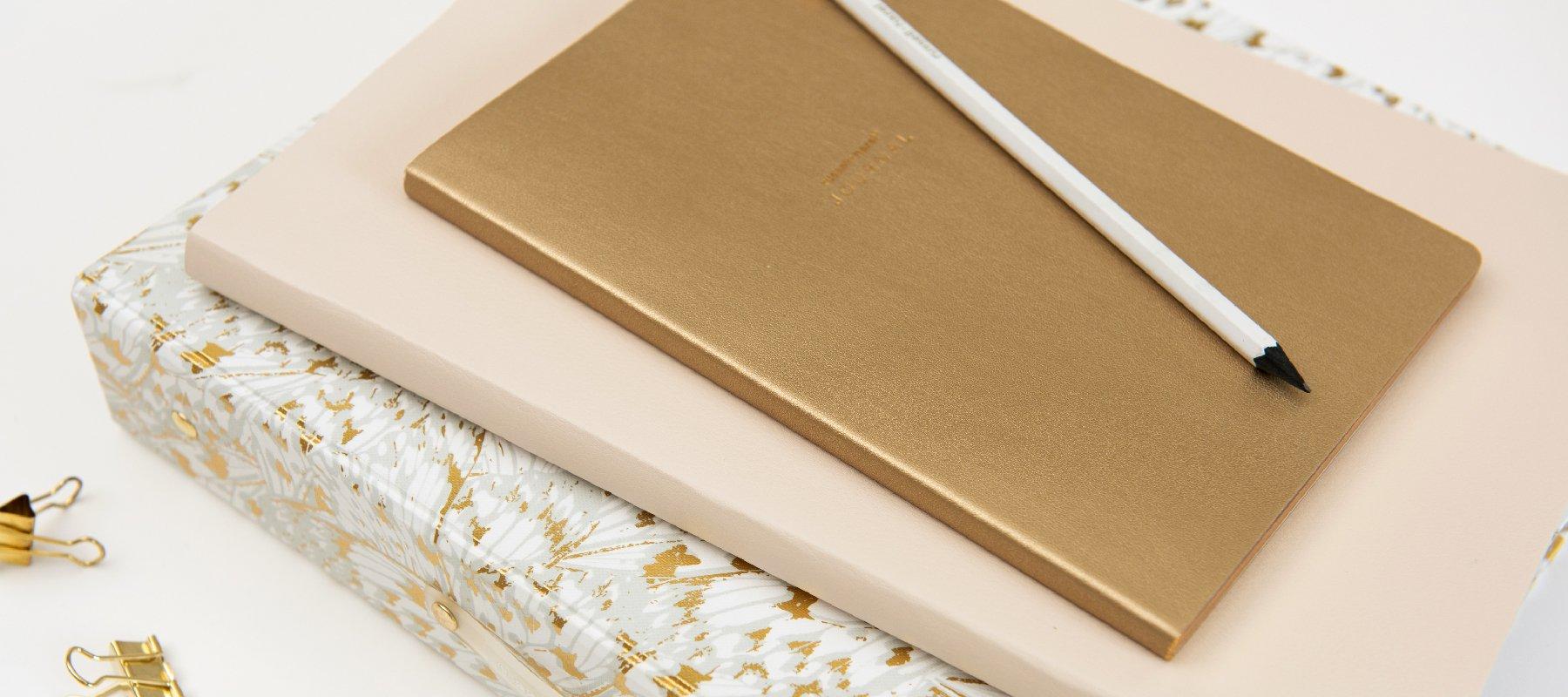 Vegan Leather Journals - russell+hazel