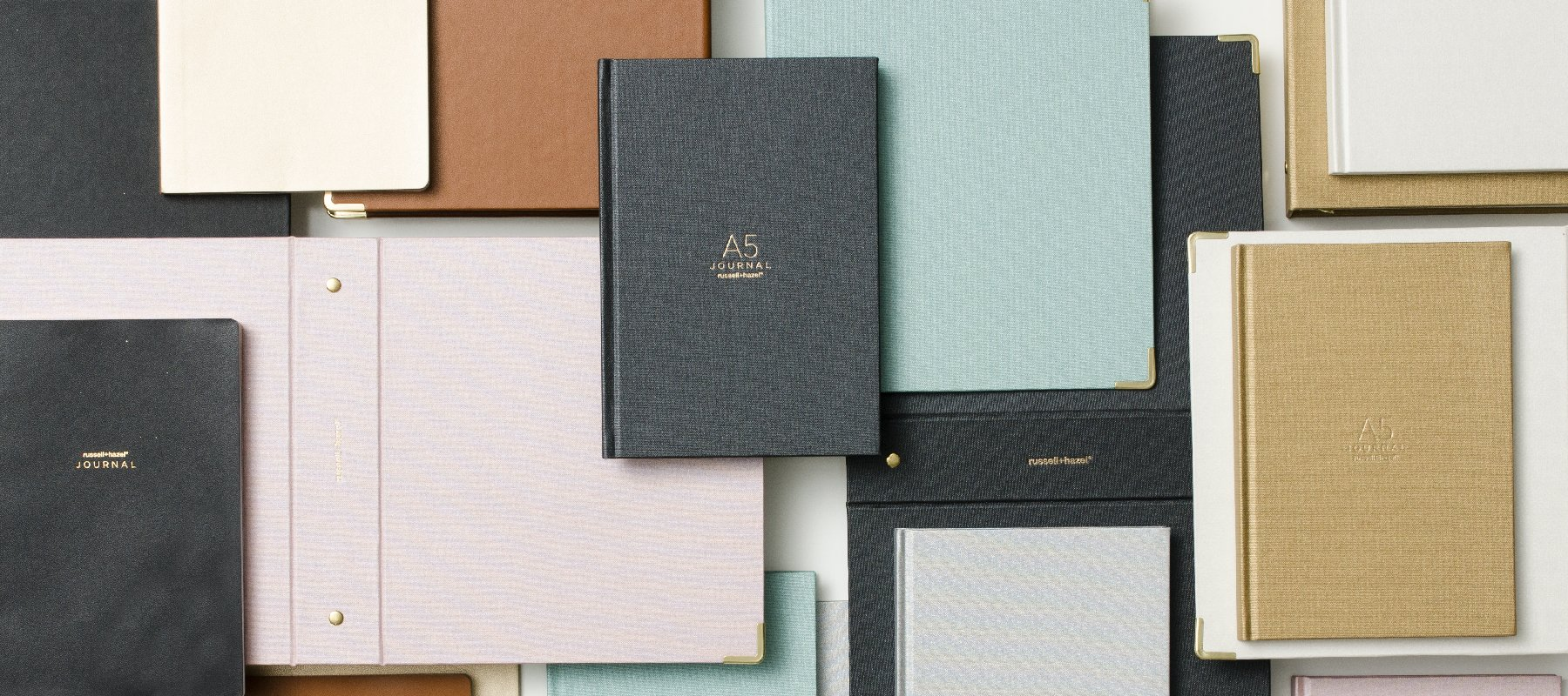 Bookcloth Product Collection  russell+hazel